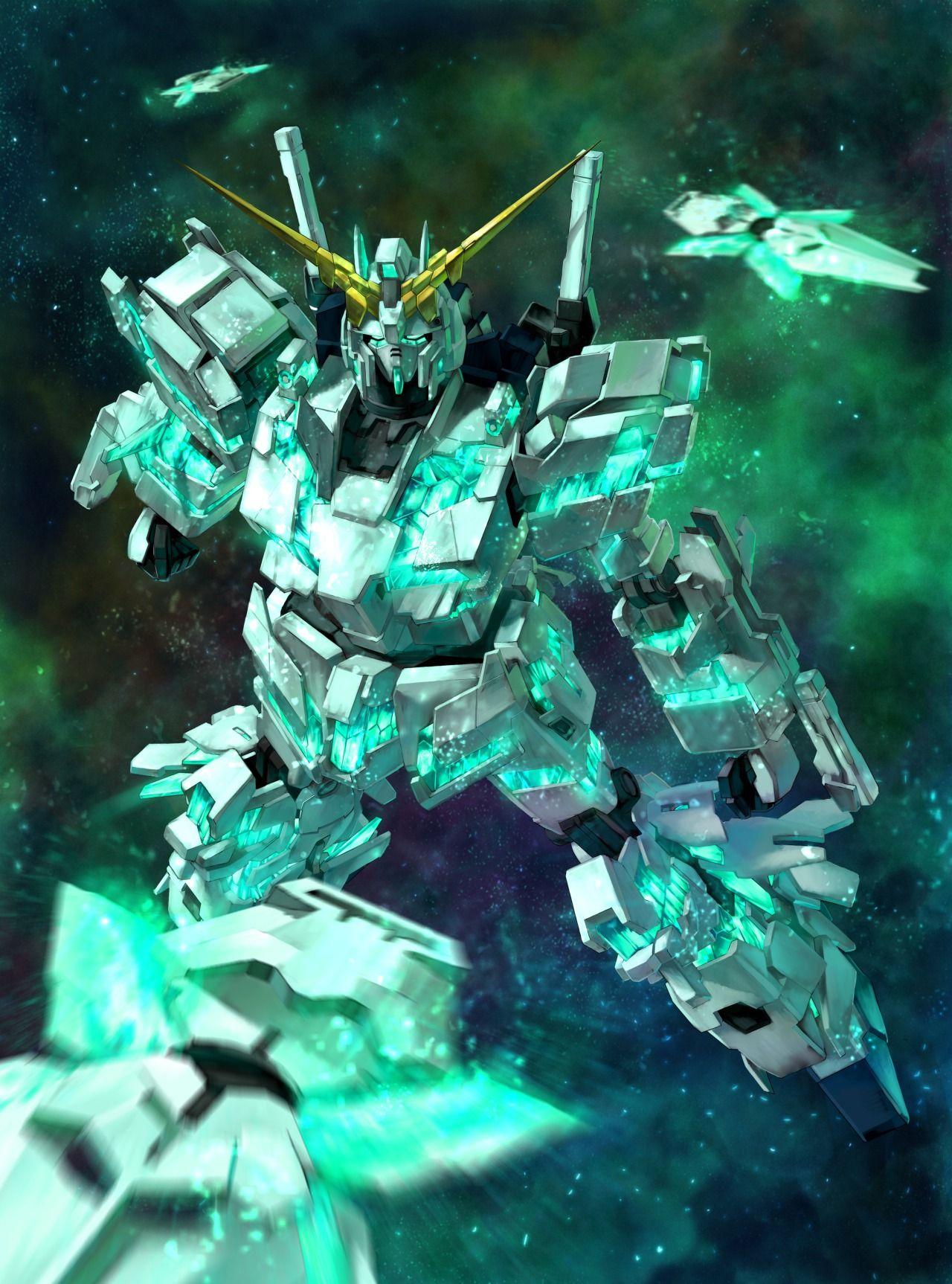 Pin by Malcz Allen on Gundam Gundam wallpapers, Unicorn