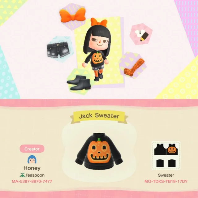 Animal Crossing Custom Designs • r/ACQR