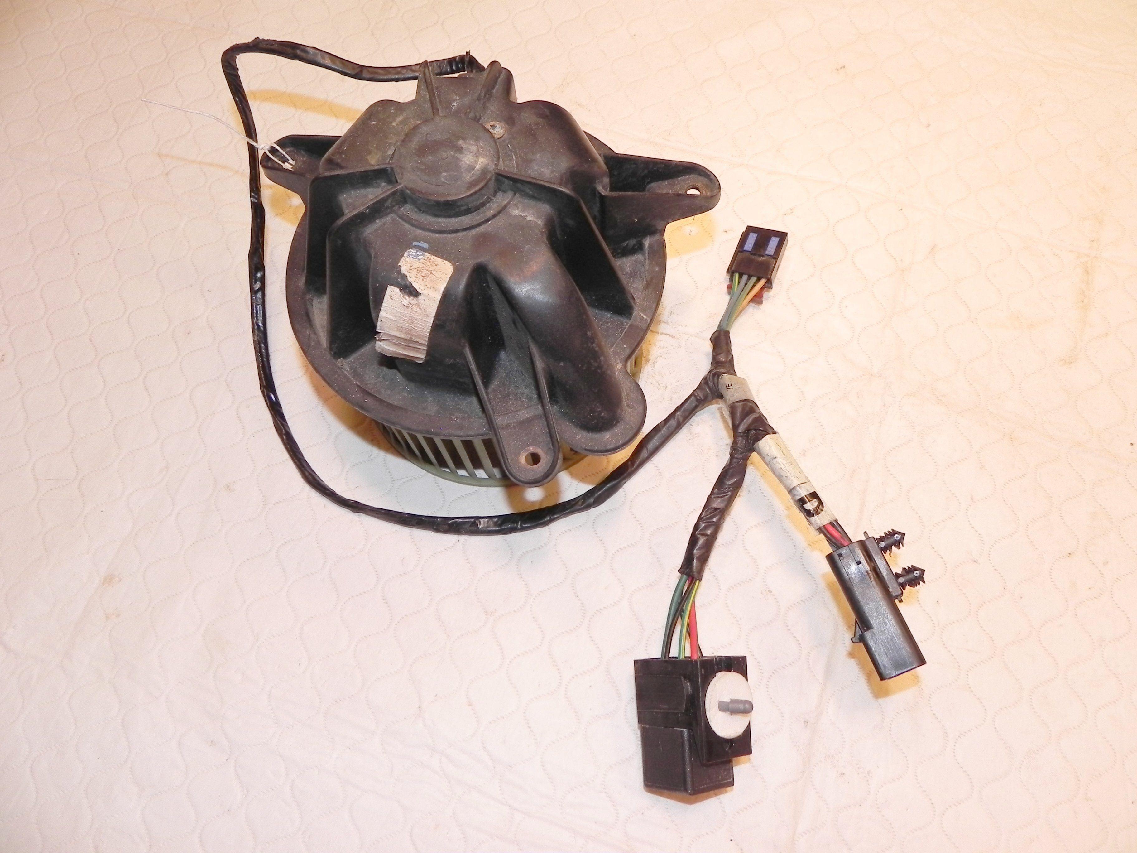 Jeep Wrangler Tj Heater Box Wiring Harness Fan Relay Library My Electric Swap Page 6 Jeepforumcom Blower Motor Oem 97 98