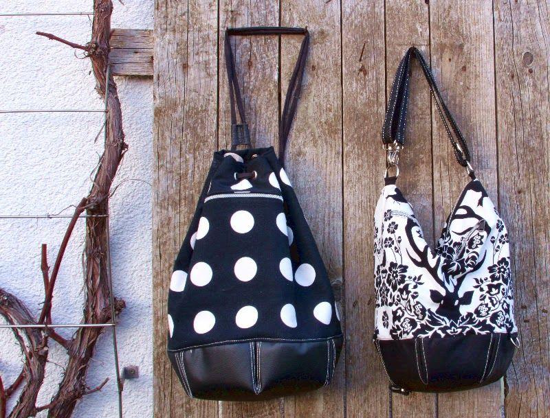 Sixta: Tasche, Rucksack oder Matchsack (machwerk) | Pinterest ...