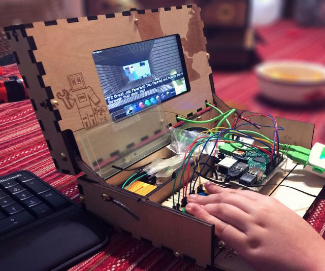 Piper DIY Wooden Computer Kit | NEAT THINGS | Pinterest