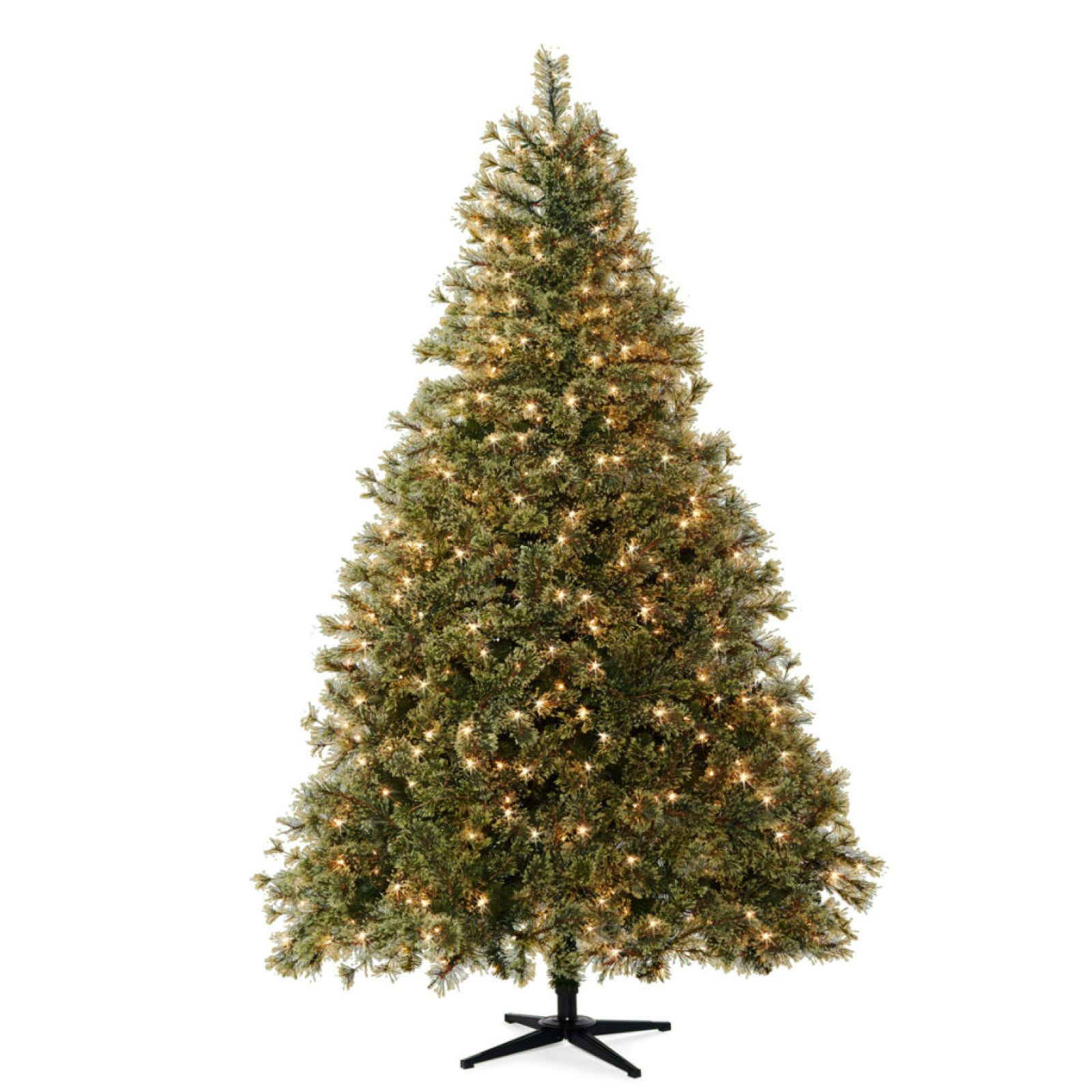 Celebrate It Pre Lit Jasper Cashmere Christmas Tree, 75 Ft