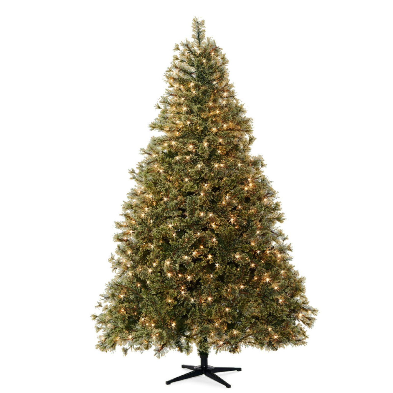 7 5ft Pre Lit Quick Set™ Jasper Cashmere Artificial Christmas Tree