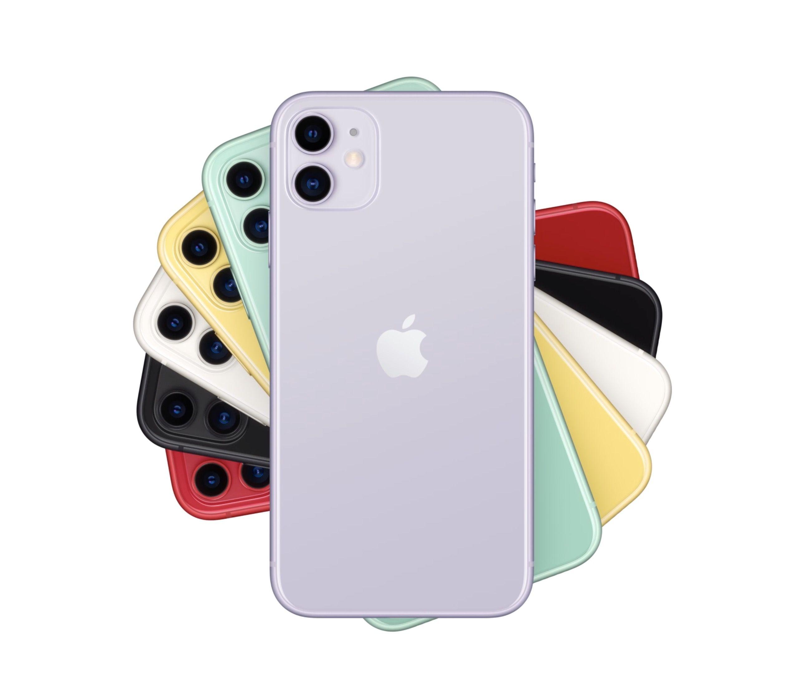 Apple predstavil iPhone 11 s novým širokouhlým objektívom