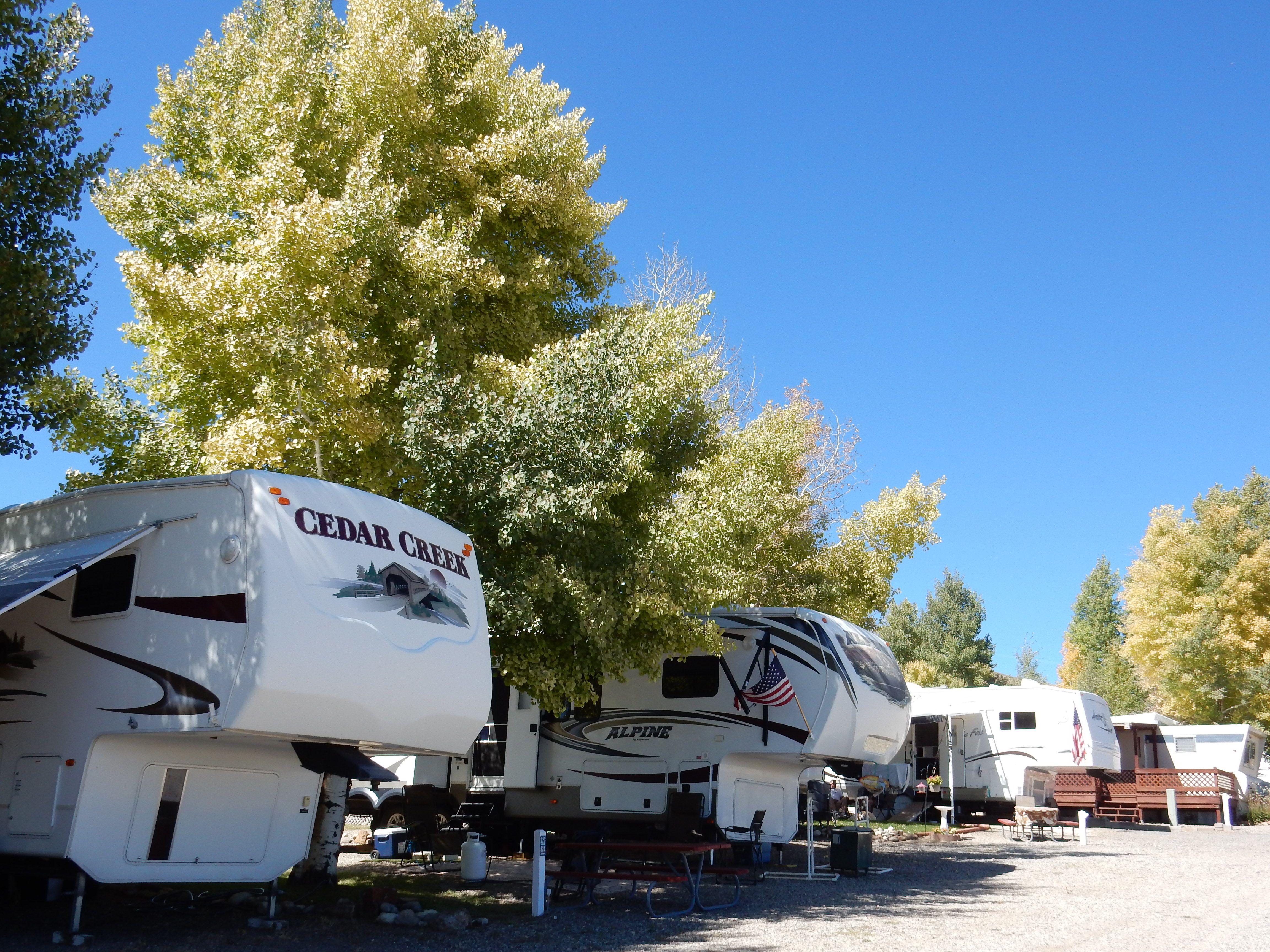 Gunnison Lakeside Rv Park Cabins Blue Mesa Reservoir Camping Colorado Outdoor Vacation Rv Parks