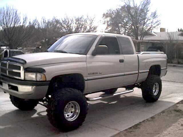 Lifted Silver Dodge Ram Truck Diesel Trucks Diesel Trucks Duramax Trucks