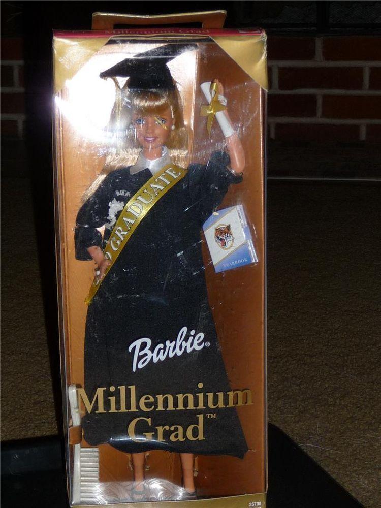 SOLD = Mattel Barbie Doll ~ Special Edition - Millennium Grad (#25708) - Graduation
