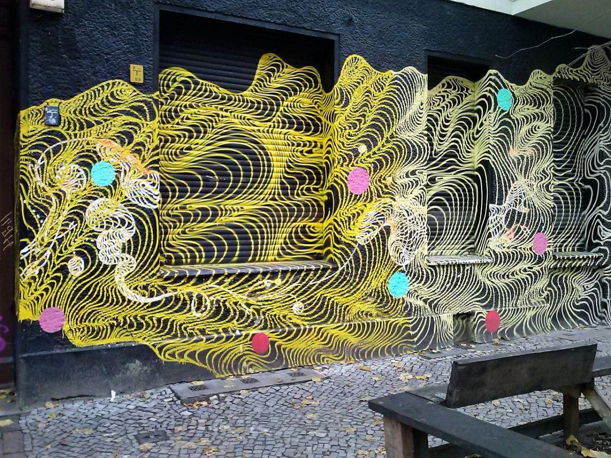 Graffiti Spray Paint Street Art Stock Vector Colourbox 5