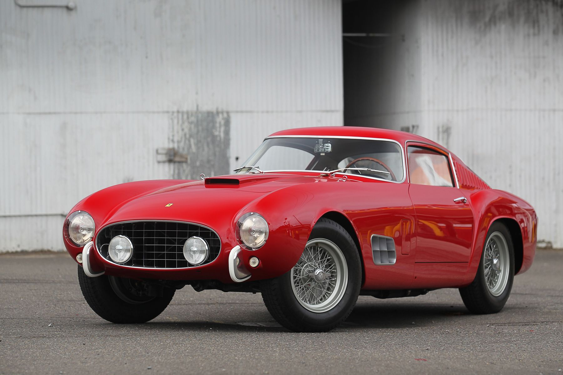 Ferrari 250 GT Long Wheelbase Competizione (Tour de France ).