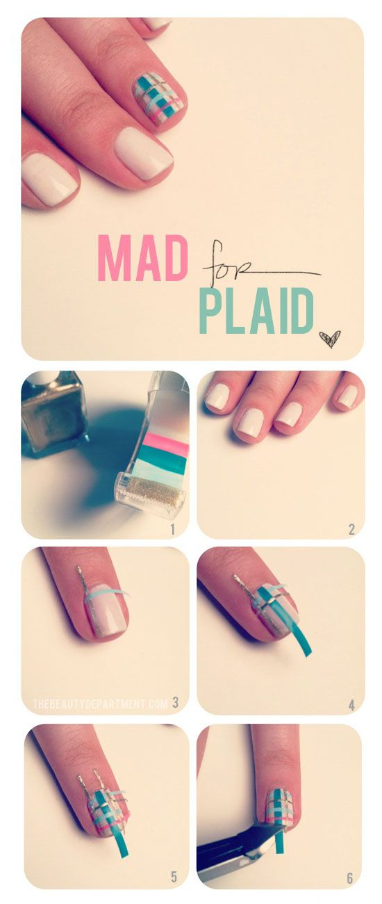 Nail Designs to Try: Stunning Nail Arts for the Week | Easy nail art ...