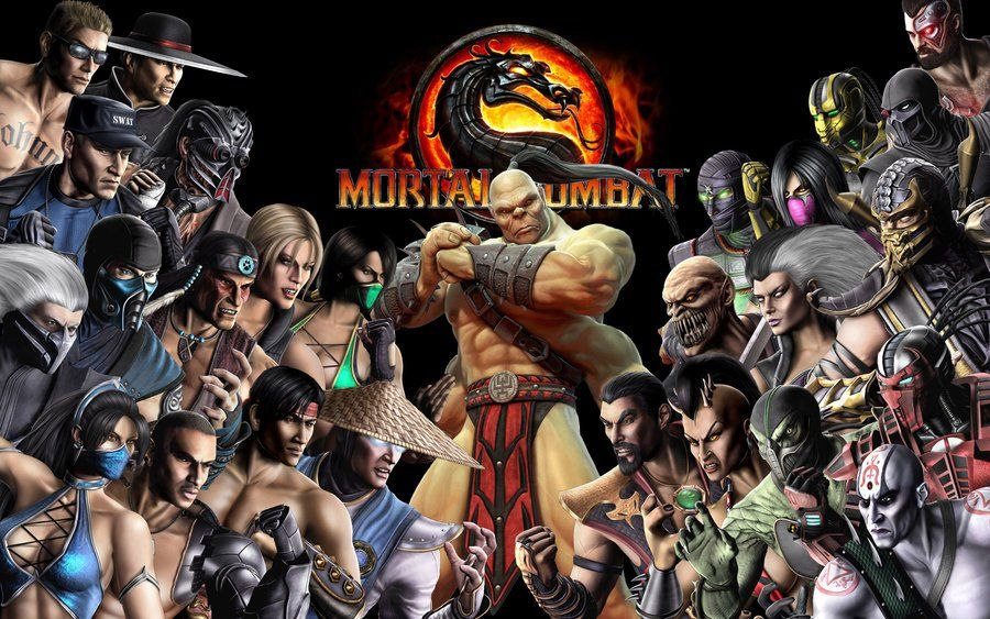 New Mortal Kombat Movie 1995 DC Universe Fatalities