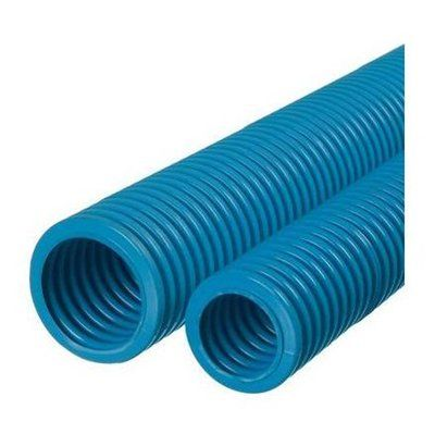 1 2 In Ent Flexible Conduit Electrical Conduit Fittings Electrical Conduit Metallic Blue