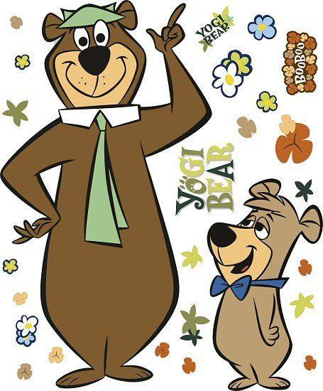 My Little Guy Loves Yogi And Boo Boo Tinkerbell And Friends Cartoon Crazy Yogi Bear