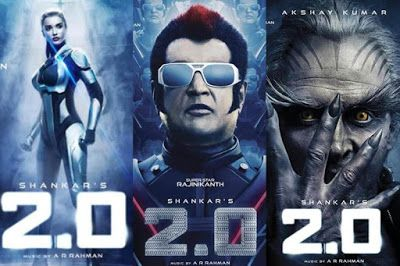 Robot 2.0 (2018) Watch Online Free.1080P-HD~!!