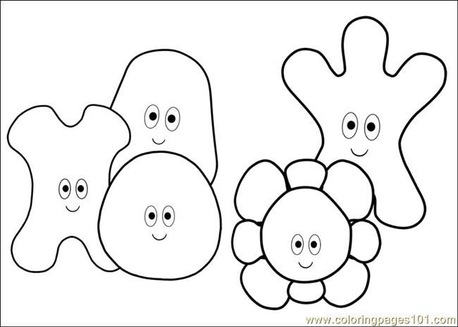night garden coloring pages print - photo #21