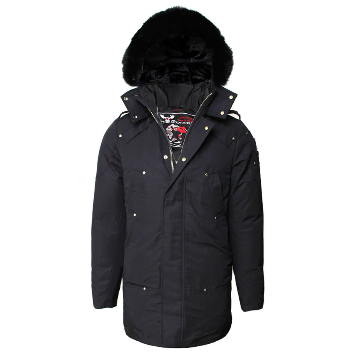 Moose Knuckles, Men's Stirling Parka - SportingLife Online Store ...