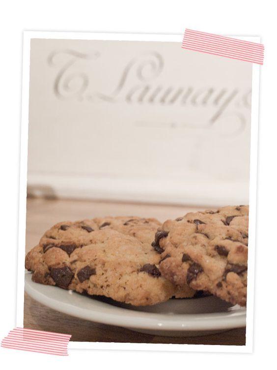 Schoko cookies selber backen rezept