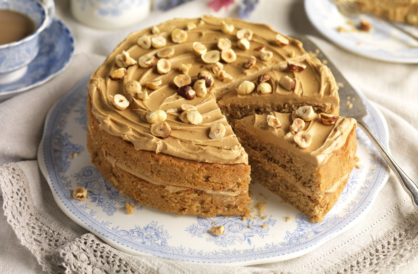 finest* coffee cake | Tesco Real Food