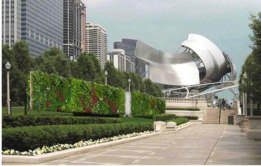 Amazing Botanic Sculpture | Sage Vertical Gardens