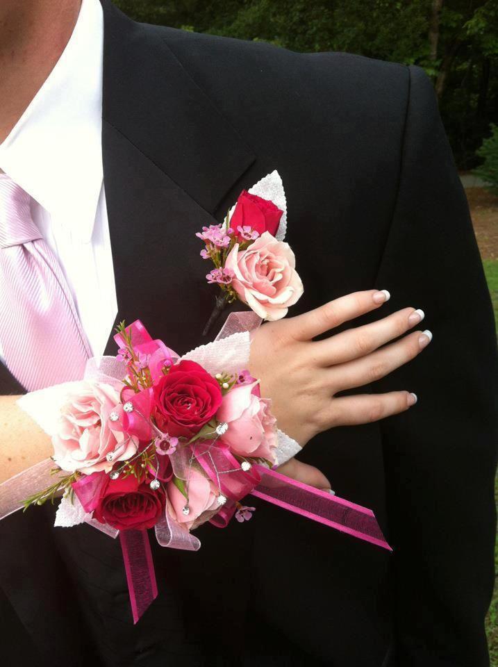 Guest Badges Corsage Wedding büscherl Wedding Guests Bridal Corsage