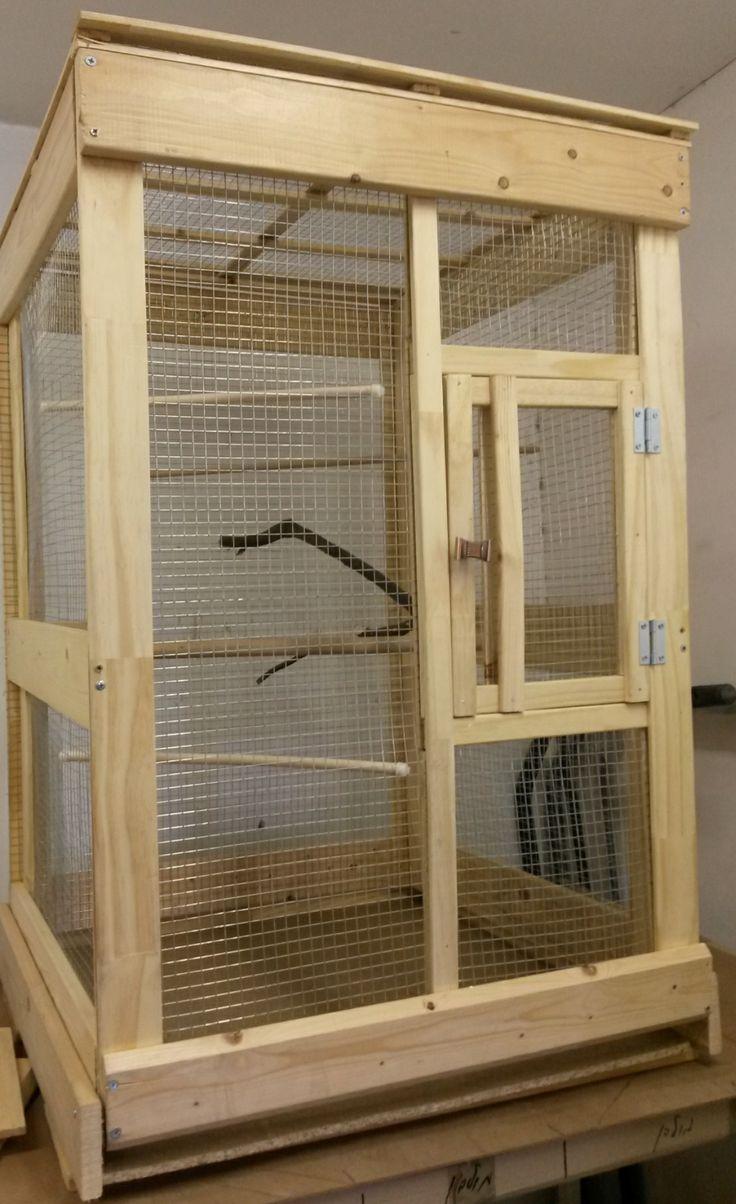 3c2fb36e9 indoor bird aviary plans … | Bird aviary | Pet b…