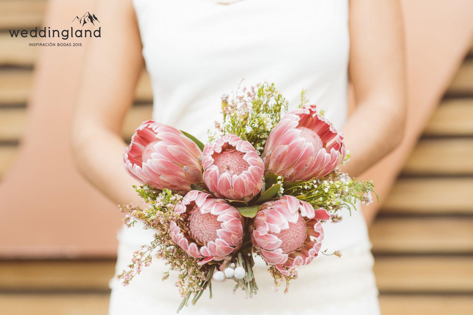 Ramo de novia | shooting weddinglan 2015