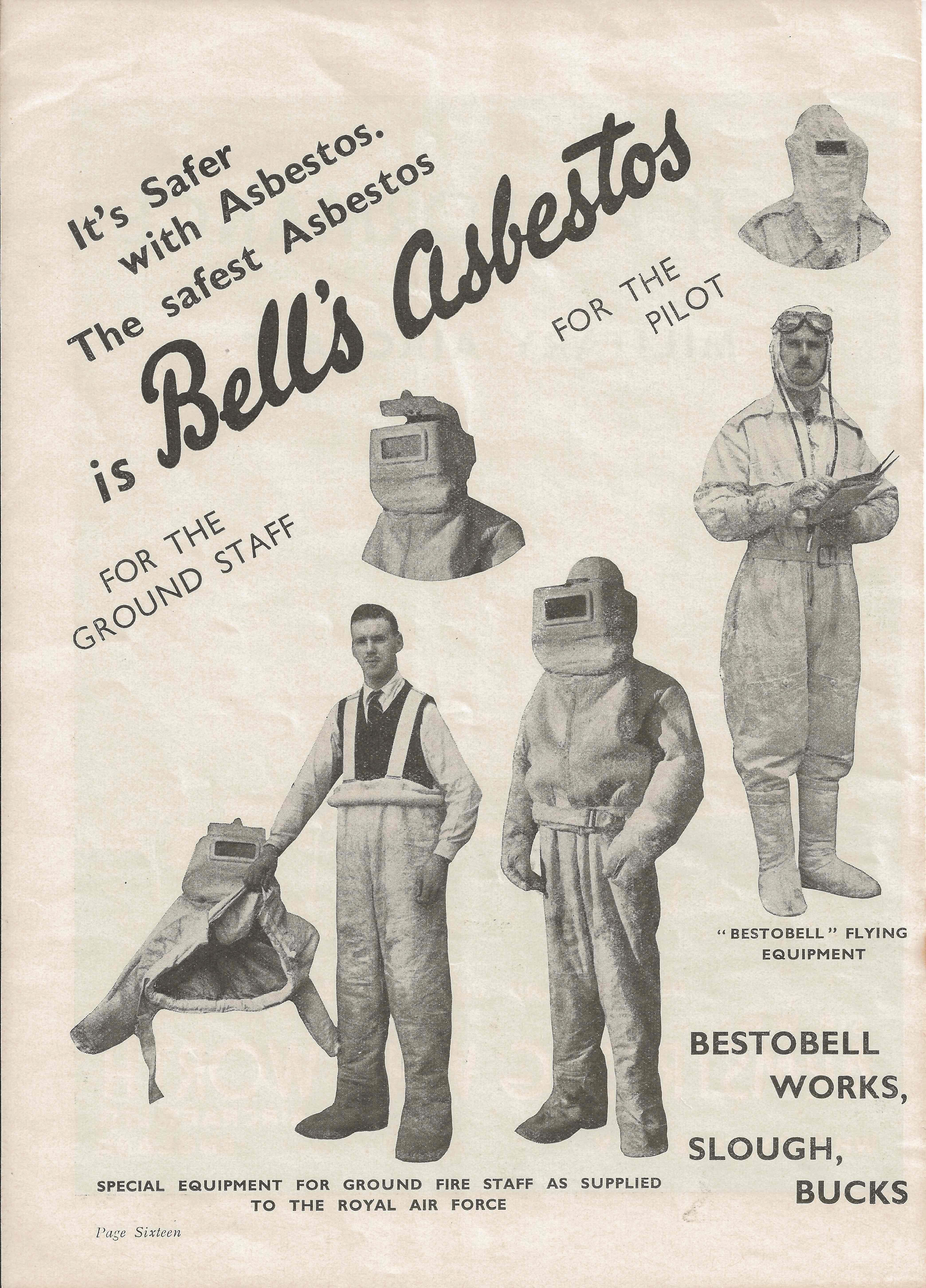 20++ Asbestos jokes