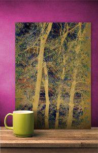 Landscapes 2   Art prints on metal by aRT sKRATCHES