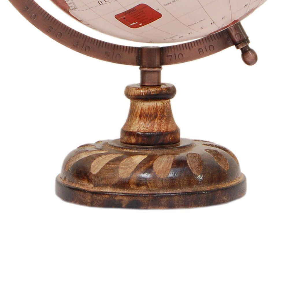 Amazon.com: Globe | 8 Inch Desktop Atlas | Classic Vintage Globes Of The