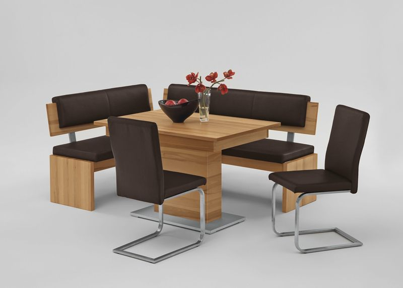 Tolle Eckbank Mit Tisch Und 2 Stühlen
