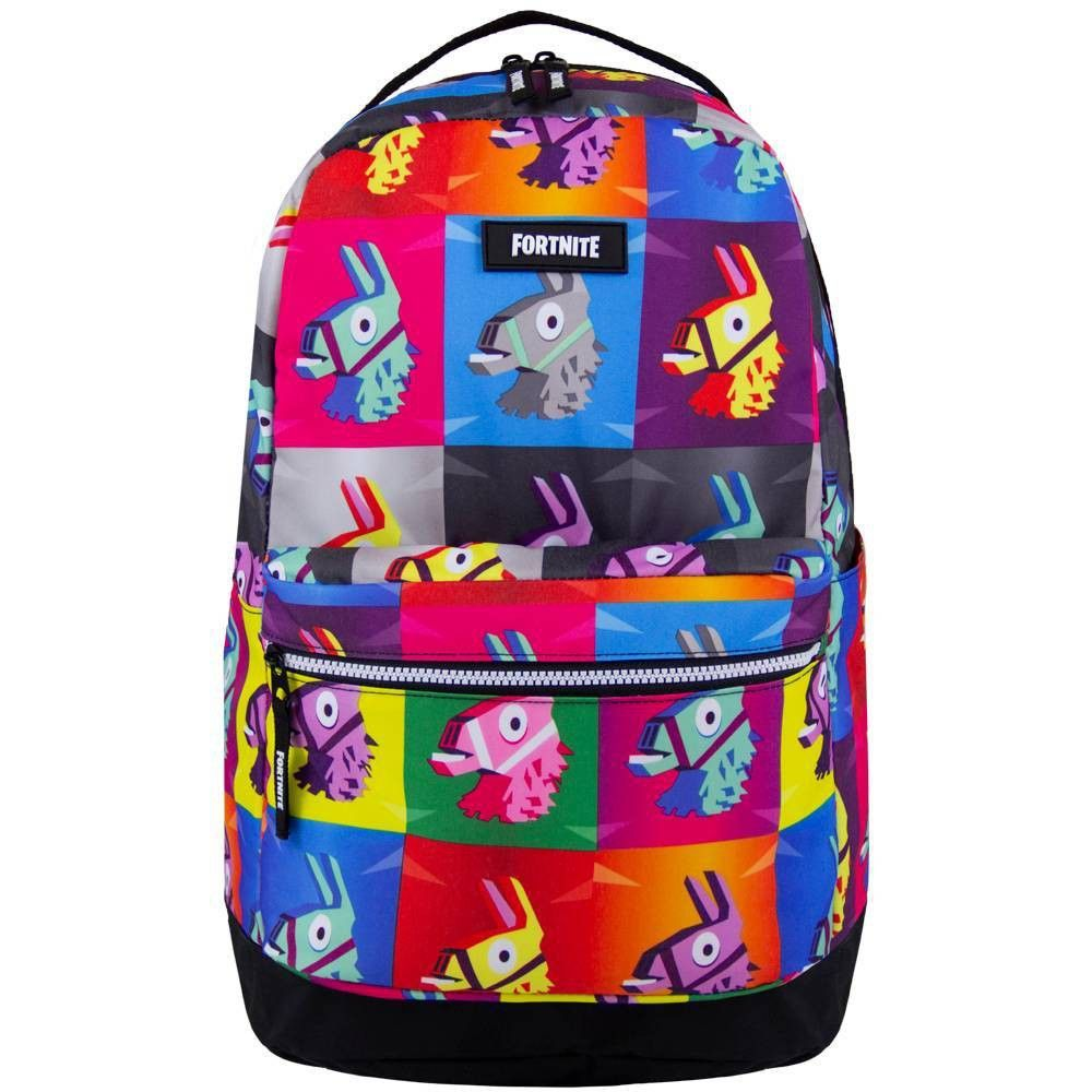 Fortnite Kids 18 Multiplier Backpack Loot Llama In 2019