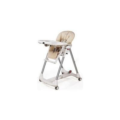 Peg Perego Prima Pappa Diner Savana Beige Folding High Chair