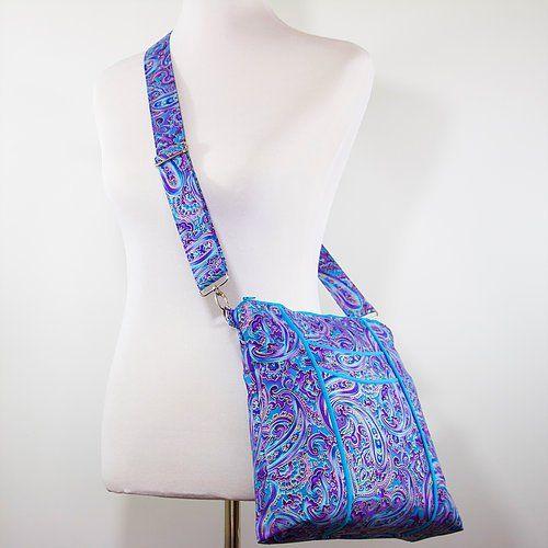 Quick Access Bag - Sew and Sell! | Arzttasche und Tassen
