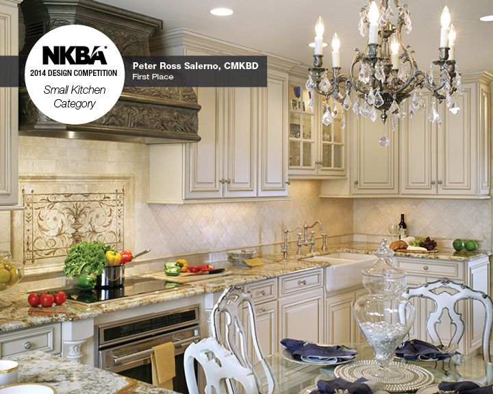 2014 nkba design competition winner small kitchen 1st for Small house design contest winners