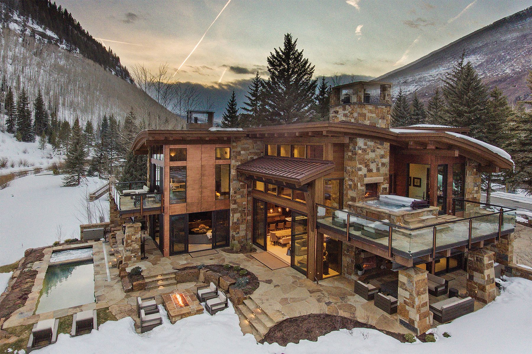 mountain house brand new homes for sale