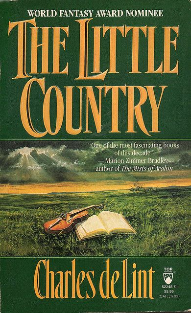 The Little Country by Charles de Lint by oldbooksandmags, via Flickr