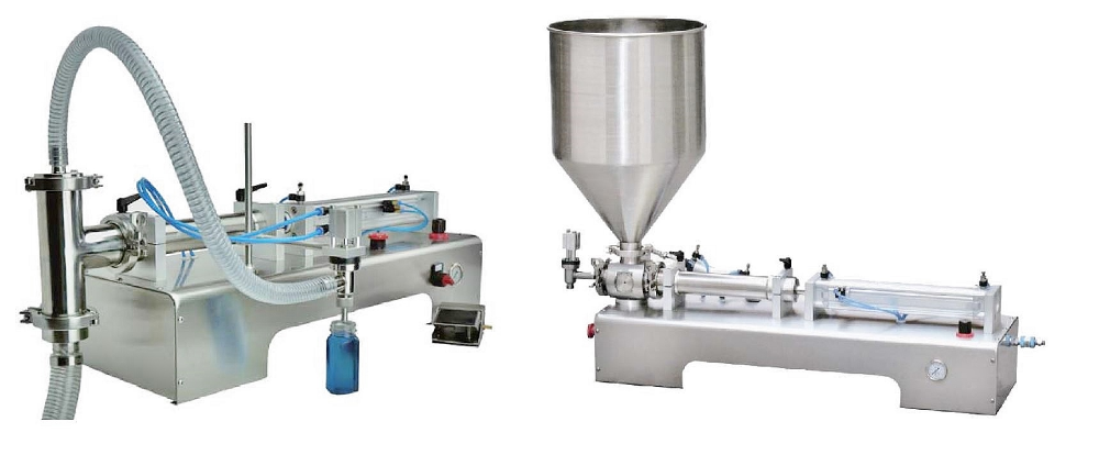 Semi Automatic Bottle Filling Machine Lenis Machines Inc Bottles And Jars Bottle Jar
