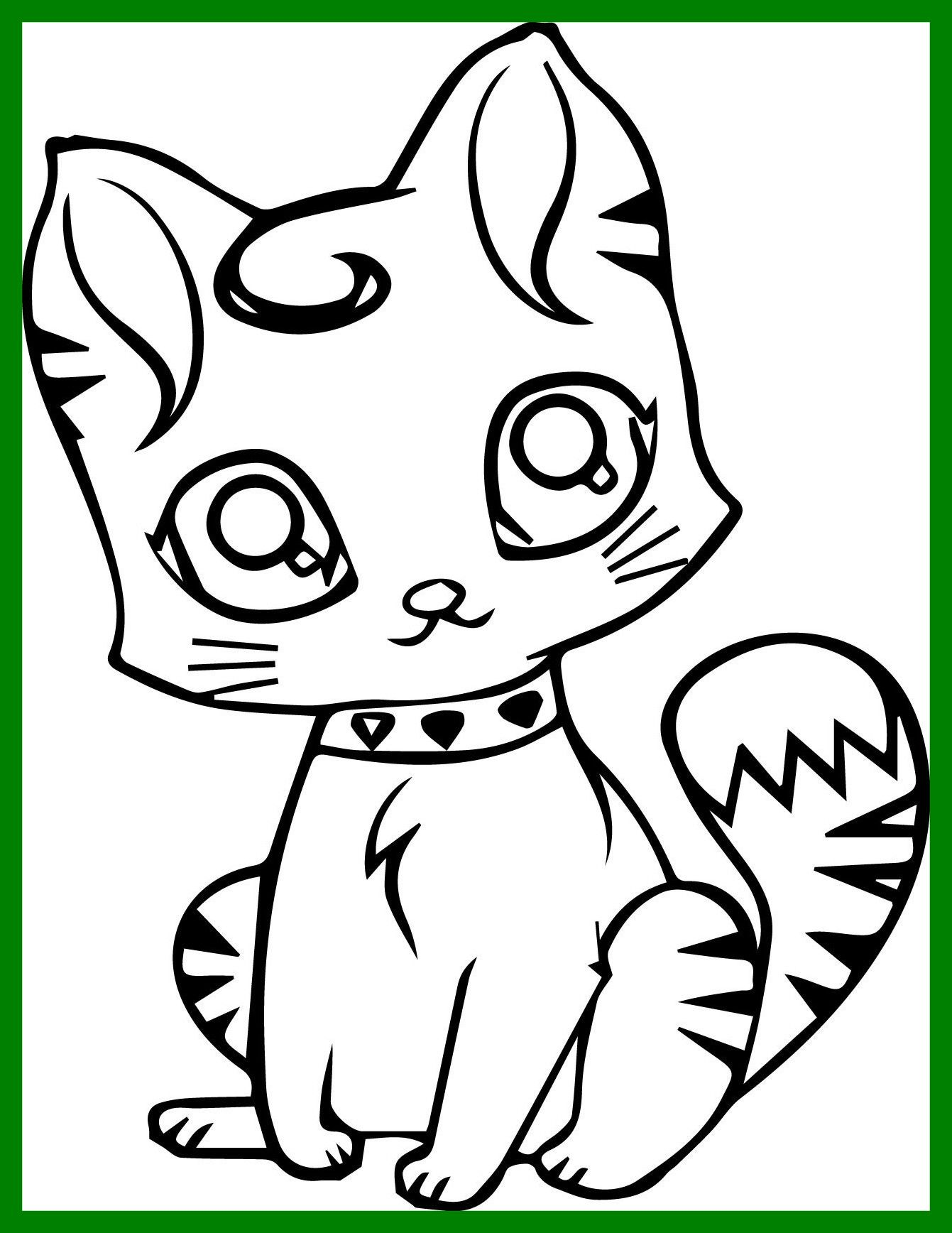 Free Cat Coloring Page Youngandtae Com Kitty Coloring Hello Kitty Colouring Pages Puppy Coloring Pages