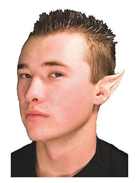 Elf Vulcan Fairy Zelda Hobbit Cosplay Ear Tips Latex Free