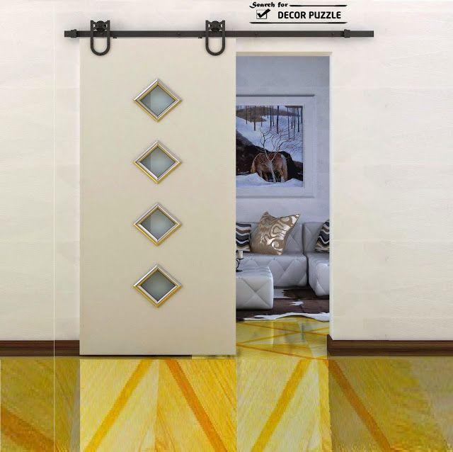 Modern Barn Door Hardware Interior Sliding Barn Doors Designs