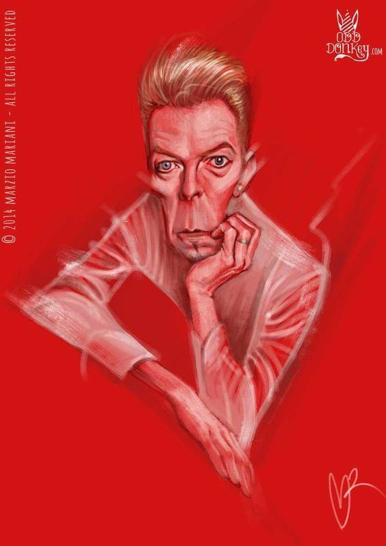 David Bowie: i don't actually like this... But anyway