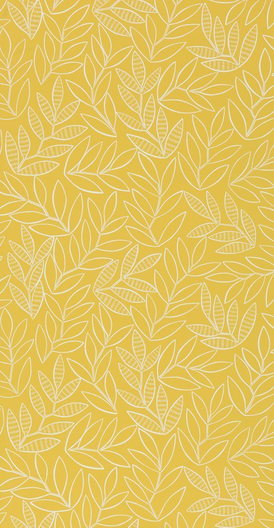 40+ Yellow Aesthetic Wallpaper Options For iPhone |