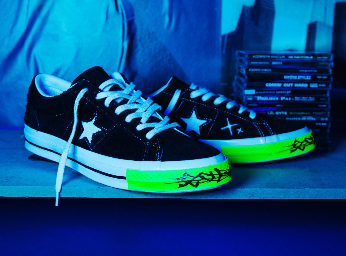 37e22358bdade0 Converse x Yung Lean are Dropping a New One Star Collab Exclusively at the  One Star Hotel