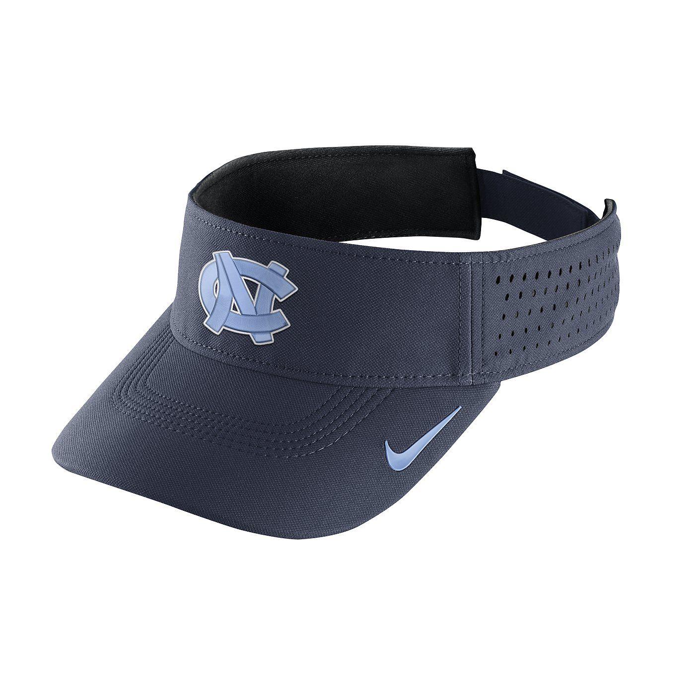 UNC Tar Heels Nike Dri-FIT Visor (Navy) http   www b260aa4160d