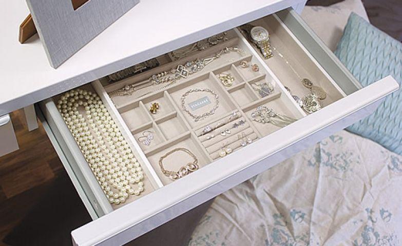 100 Beautiful Creative Jewelry Organizers Zen Merchandiser Jewellery Storage Diy Drawer Organizer Jewelry Organizer Drawer