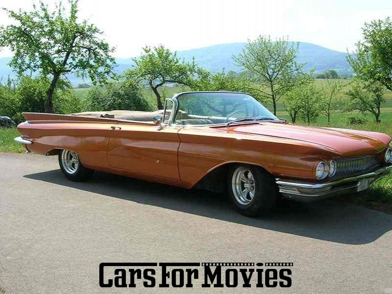 Buick Le Sabre Cabrio, USA 1960 - CarsForMovies - Filmfahrzeuge ...