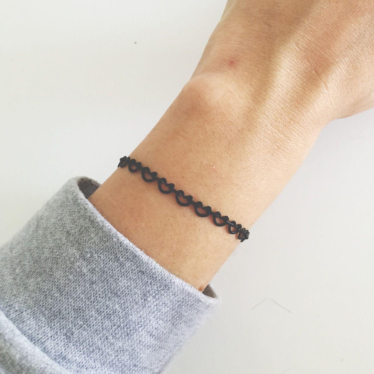Pin by Behind The Leopard Glasses on jewels & gems   Tattoo bracelet, Bracelets, Tattoos