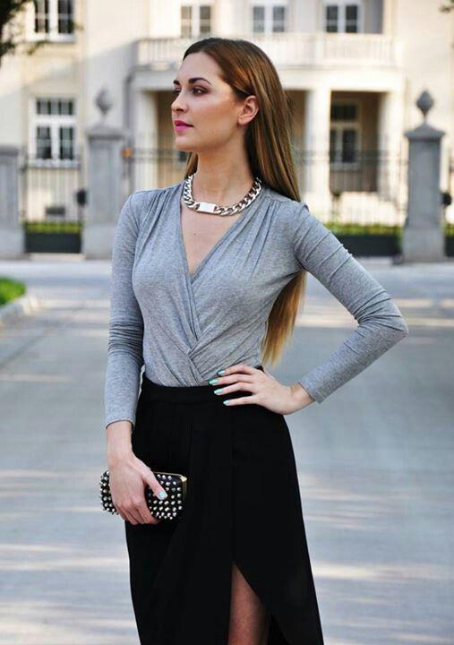 Black n grey