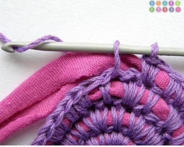 crochet rug - Google-søk
