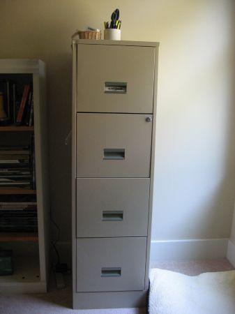 SteelWorks File Cabinet 4 drawer 30 | Craigslist | Pinterest | Drawers